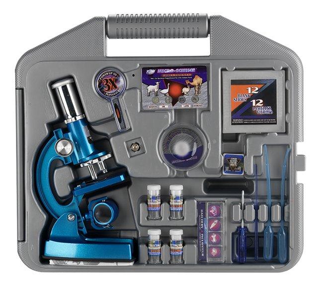 Image pour Microscope Deluxe 900x à partir de ColliShop