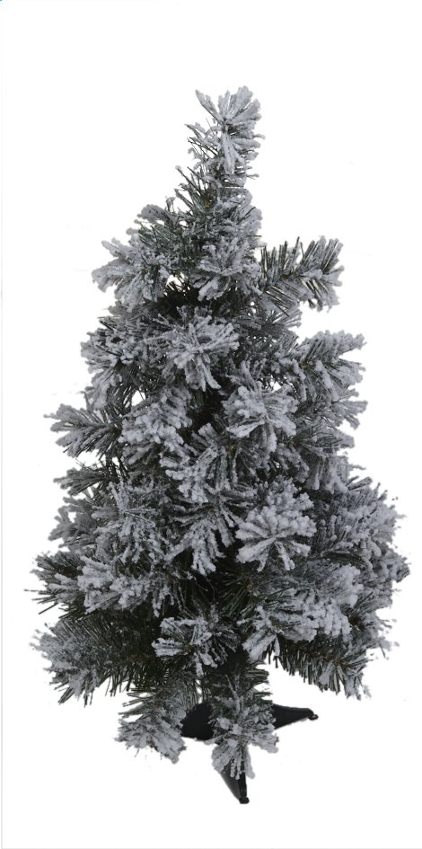 Kerstboom besneeuwd 60 cm   ColliShop