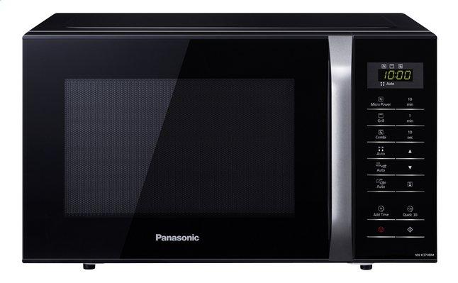 Afbeelding van Panasonic Microgolfoven NN-K37HBMEPG zwart from ColliShop