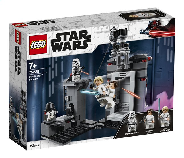 Afbeelding van LEGO Star Wars 75229 Death Star ontsnapping from ColliShop