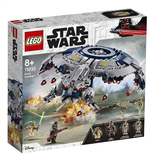 Image pour LEGO Star Wars 75233 Canonnière droïde à partir de ColliShop