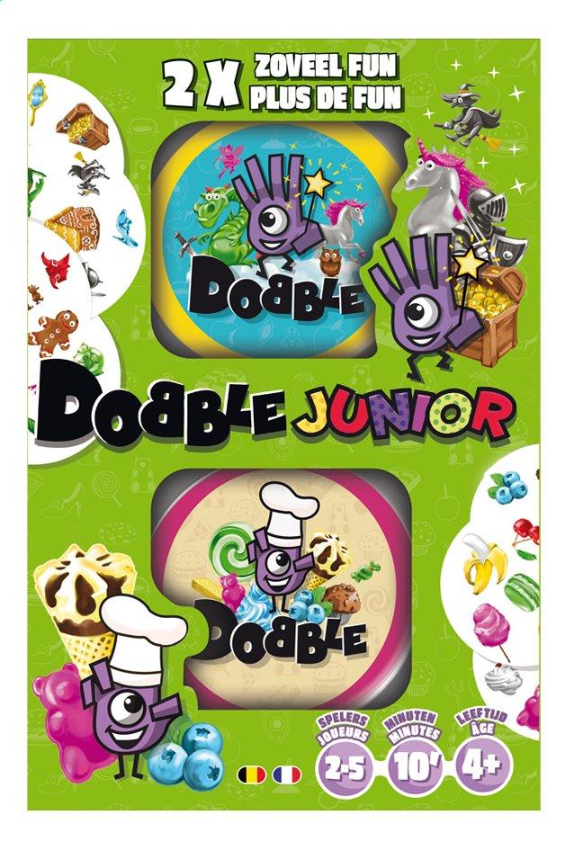 Afbeelding van Dobble Junior Fantasy en Food from ColliShop