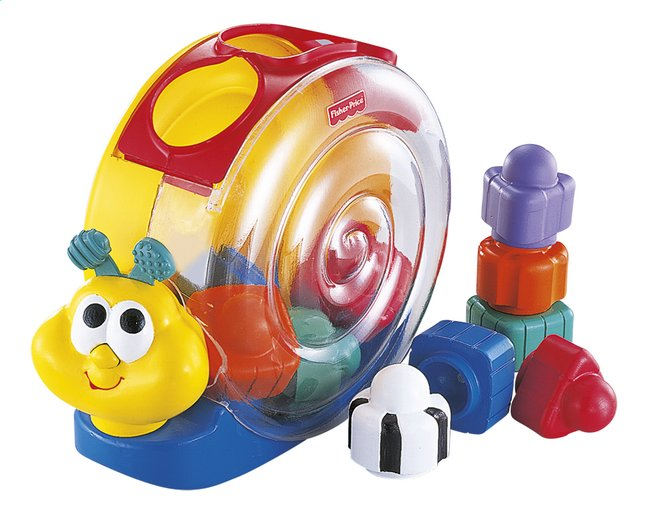 Image pour Fisher-Price escargot musical à partir de ColliShop
