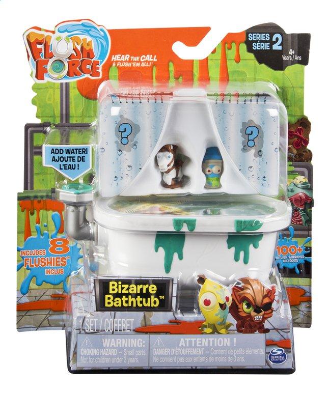 Afbeelding van Flush Force speelset Bizarre Bathtub Serie 2 - Groen from ColliShop