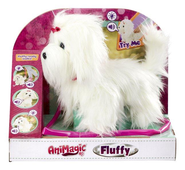 Afbeelding van Animagic interactieve knuffel Fluffy from ColliShop