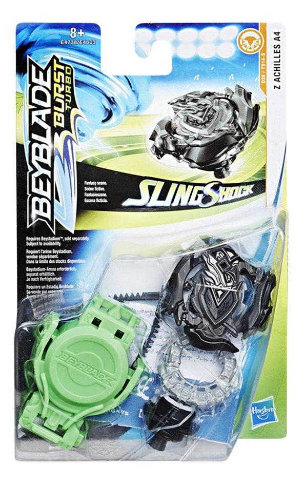 Beyblade Burst Turbo SlingShock Starter Pack - Z Achilles A4