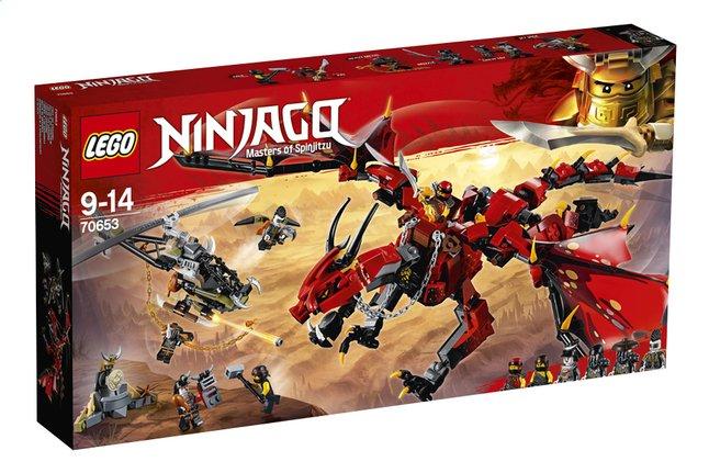 LEGO Ninjago 70653 Le dragon Firstbourne