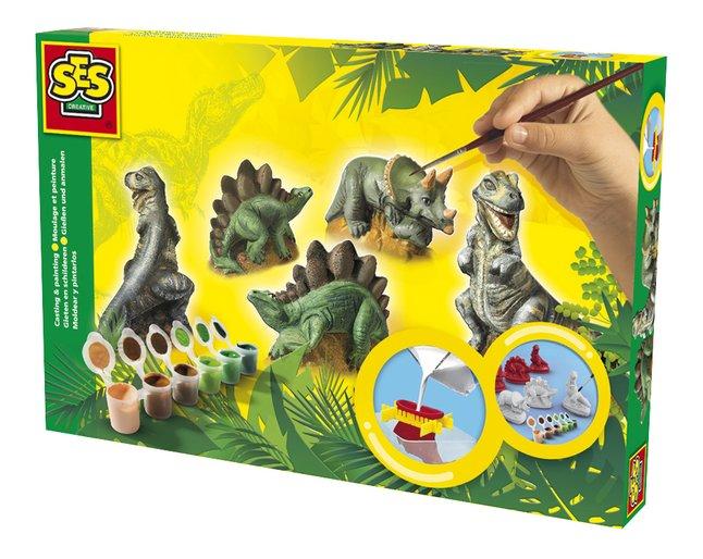 Image pour SES Moulage et peinture Dino à partir de ColliShop