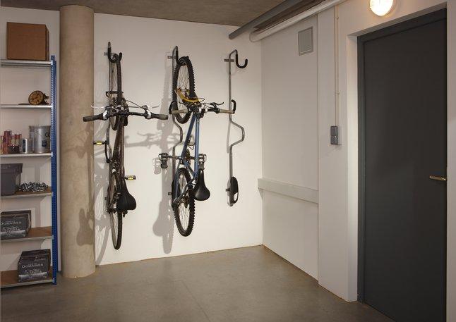 Image pour Mottez range-vélo mural à partir de ColliShop