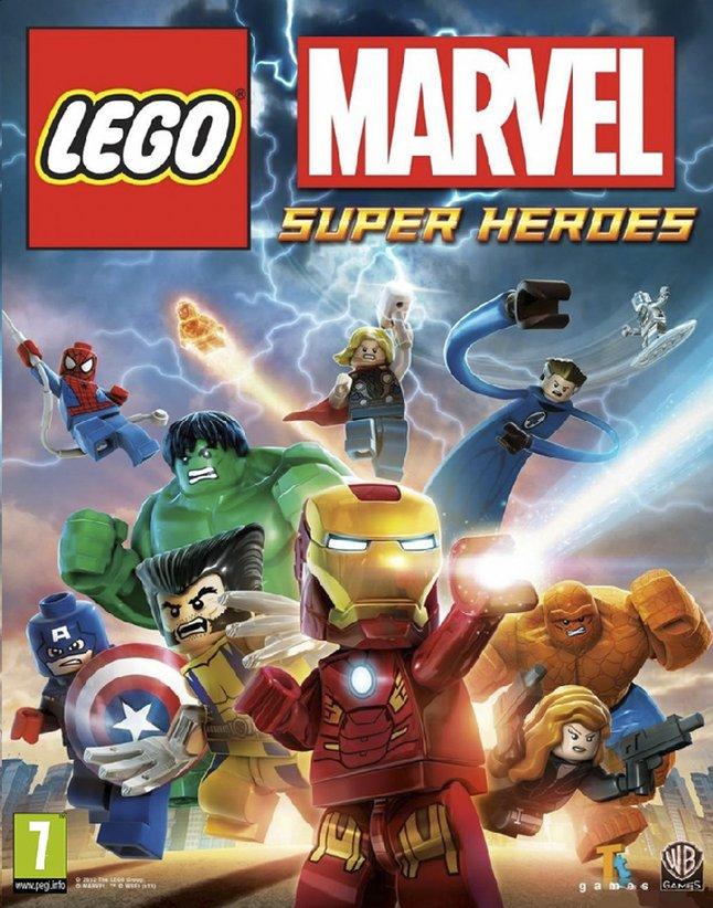 Image pour Nintendo 3DS LEGO: Marvel Super Heroes NL à partir de ColliShop