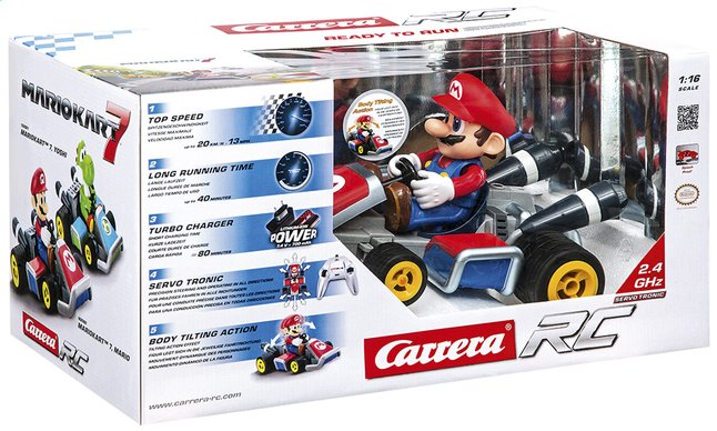 Afbeelding van Carrera auto RC Mario Kart from ColliShop