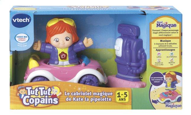 Afbeelding van VTech Tut Tut Copains Le cabriolet magique de Kate la pipelette FR from ColliShop