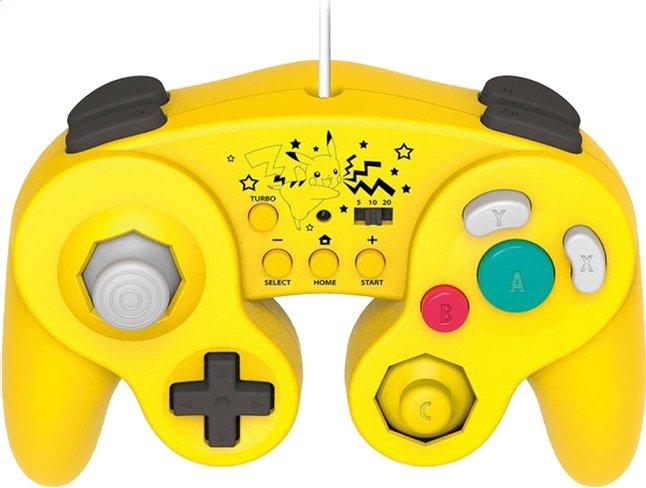 Image pour Manette Pokémon Pikachu Fight Pad à partir de ColliShop