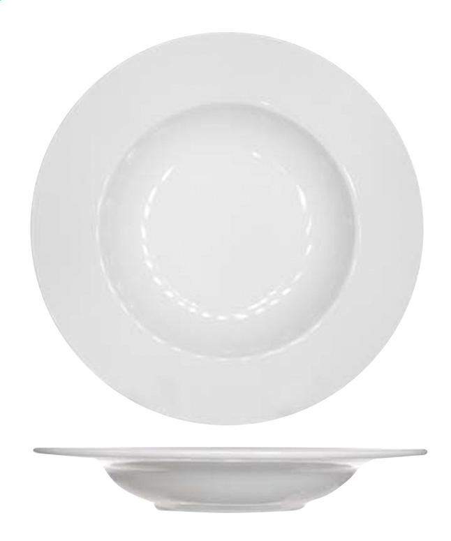 Afbeelding van Essentials by Cosy & Trendy 6 diepe borden Ø 23 cm from ColliShop