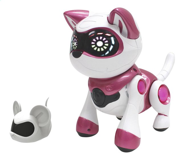 Afbeelding van Teksta robot Kitty ENG/FR/NL from ColliShop