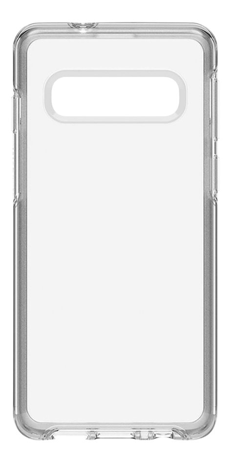Afbeelding van Otterbox cover Symmetry Clear voor Samsung Galaxy S10 transparant from ColliShop