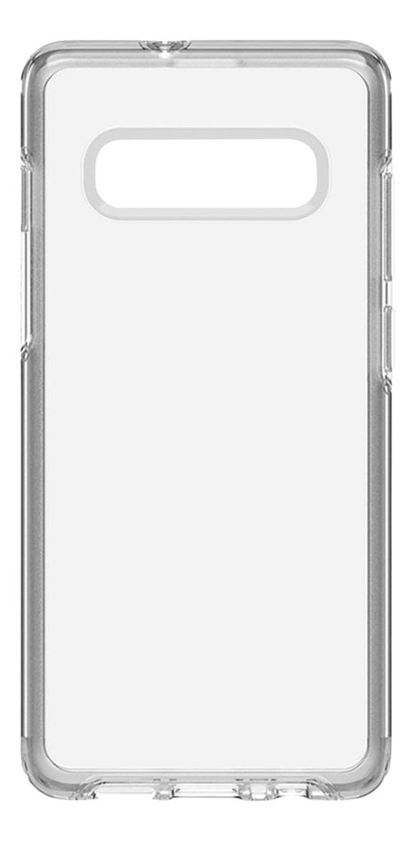 Afbeelding van Otterbox cover Symmetry Clear voor Samsung Galaxy S10+ transparant from ColliShop
