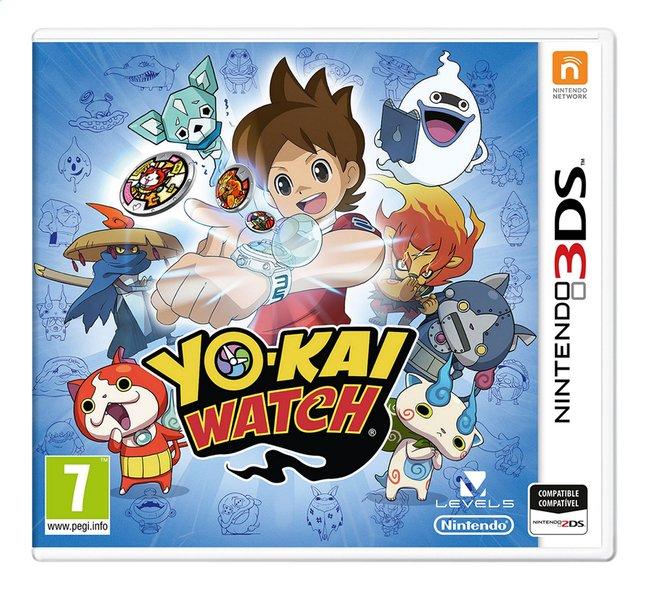 Image pour Nintendo 3DS Yo-Kai Watch ANG à partir de ColliShop