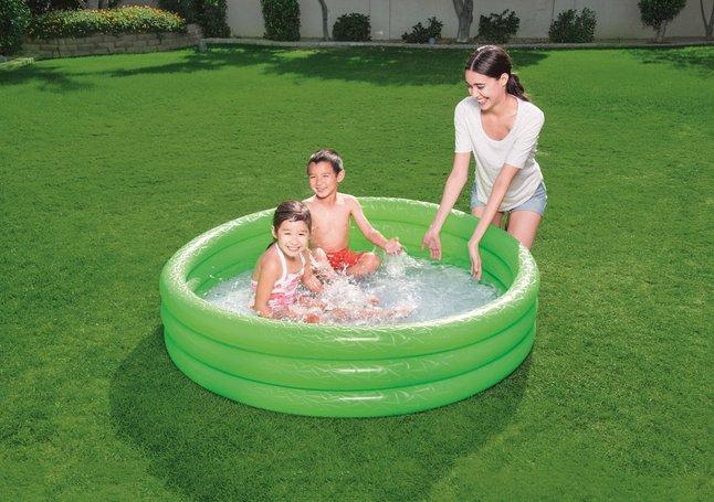 Bestway zwembad voor kinderen Play pool Ø 152 cm groen