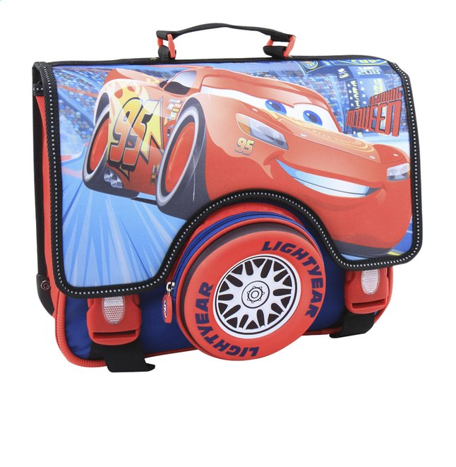Image pour Cartable Disney Cars Flash McQueen 38 cm à partir de ColliShop