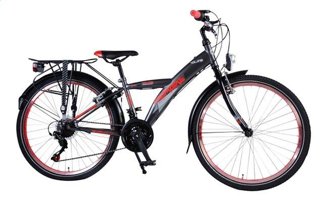 Afbeelding van Volare citybike Thombike City Shimano 21-Speed grijs 24