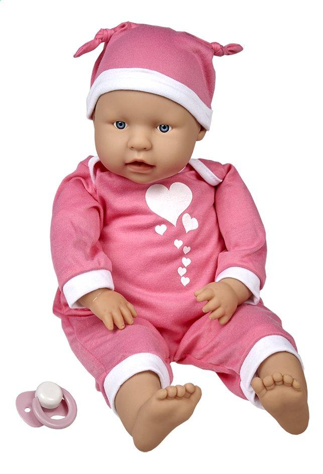 Image pour DreamLand poupée souple avec tétine Emma à partir de ColliShop