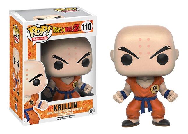 Afbeelding van Funko Figuur Pop! Dragon Ball Z Krillin from ColliShop