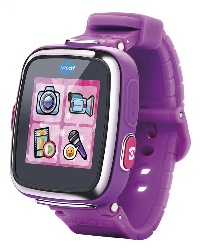 Afbeelding van VTech Kidizoom Smartwatch Connect DX mauve FR from ColliShop