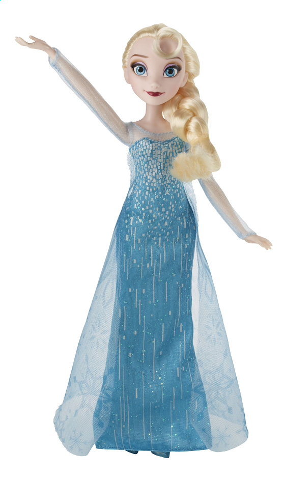 Afbeelding van Mannequinpop Disney Frozen Elsa from ColliShop