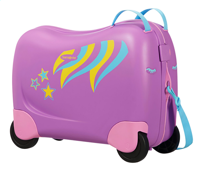 Samsonite harde reistrolley Dreamrider Pony Polly 50 cm