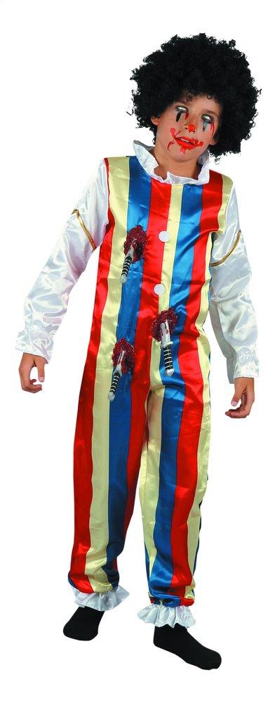 Image pour Déguisement Creepy Clown taille 128 à partir de ColliShop