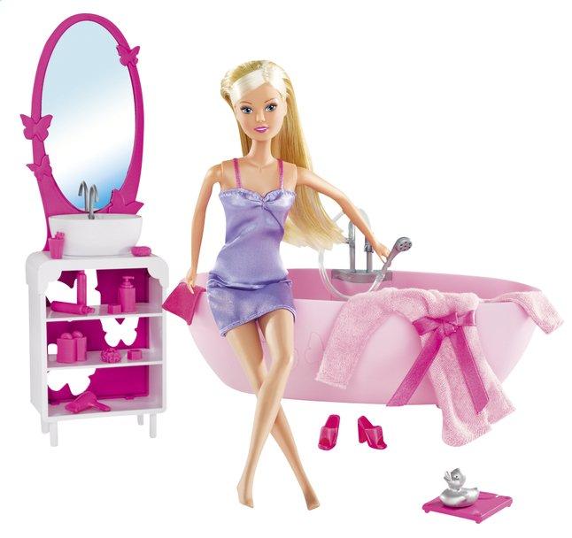 Image pour Steffi Love poupée mannequin Loft Bathroom à partir de ColliShop