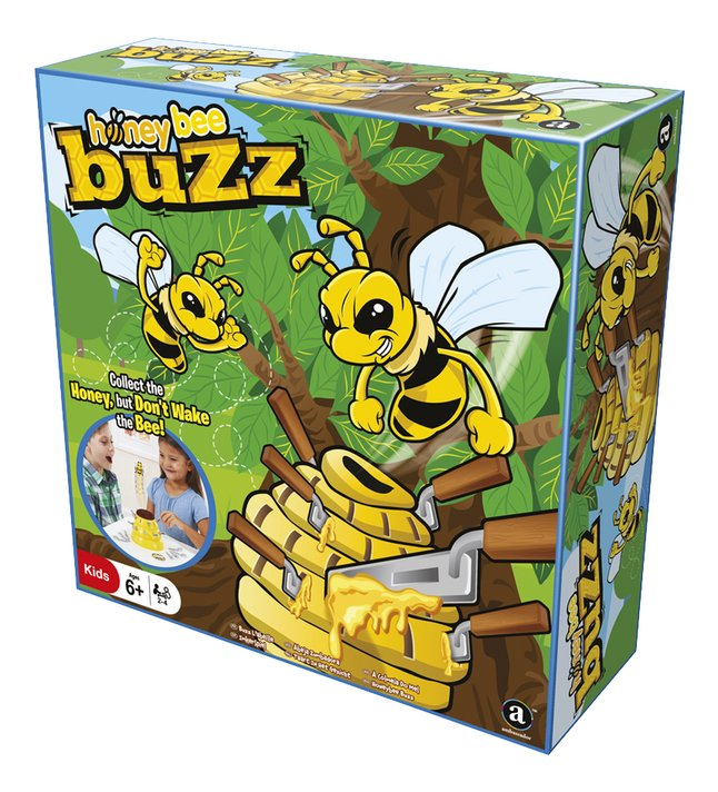 Buzz honey bee