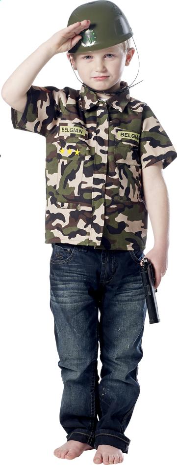 Image pour DreamLand déguisement de soldat taille 110 à partir de ColliShop