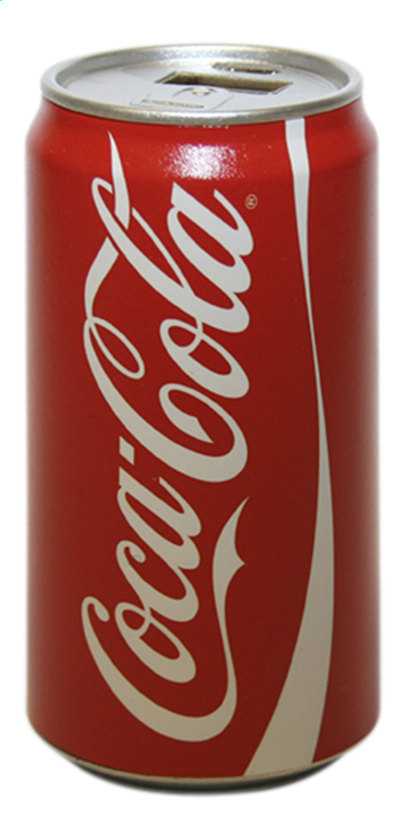 Afbeelding van Lader Powerbank 2600 mAh Coca-Cola from ColliShop