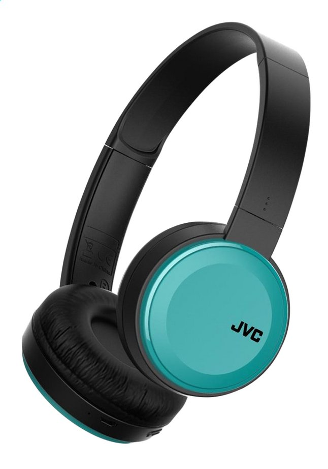 Afbeelding van JVC Bluetooth hoofdtelefoon HA-S30BT-A-E blauw/zwart from ColliShop