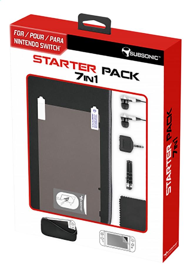 Image pour Subsonic Nintendo Switch Starter pack 7-in-1 à partir de ColliShop