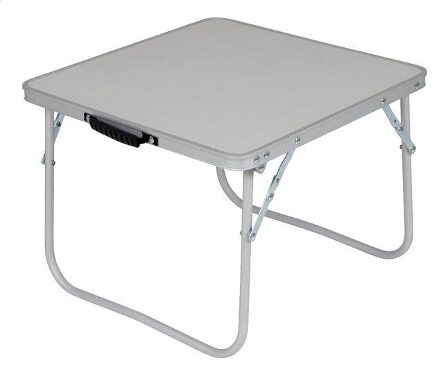 Image pour Camp Gear table pliante Economy argenté à partir de ColliShop