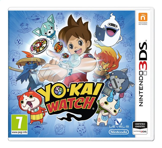 Afbeelding van Nintendo 3DS Yo-Kai Watch FR from ColliShop