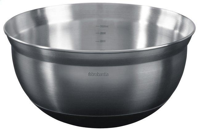 Image pour Brabantia bol mélangeur 1,6 l acier mat à partir de ColliShop