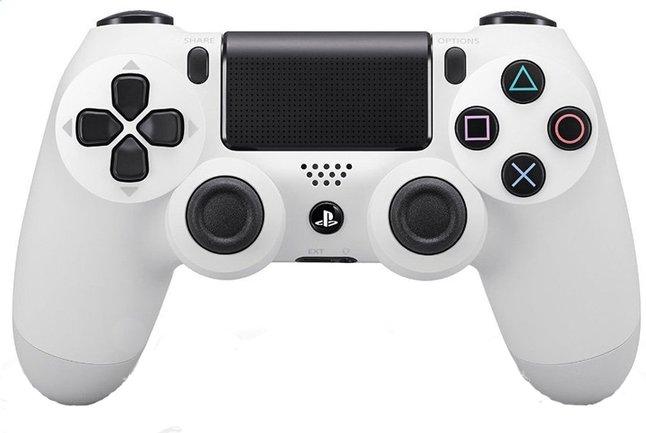 Afbeelding van PS4 Wireless DualShock 4 controller wit from ColliShop