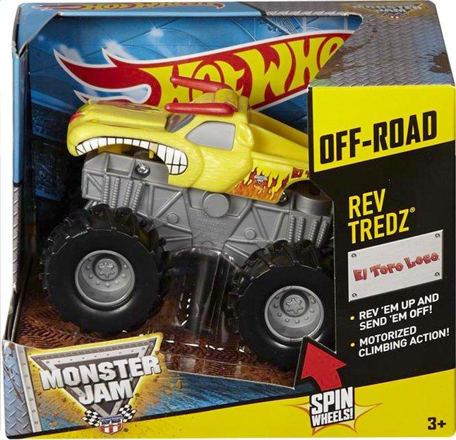Afbeelding van Hot Wheels Monster Jam El Toro Loco from ColliShop