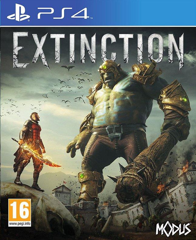 Image pour PS4 Extinction ANG à partir de ColliShop