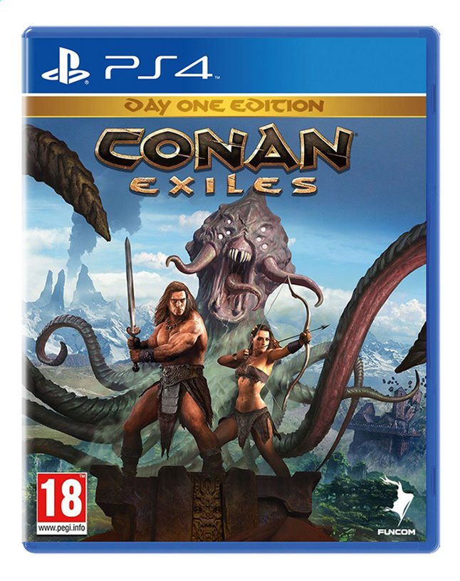 Afbeelding van PS4 Conan Exiles - Day One Edition ENG/FR from ColliShop