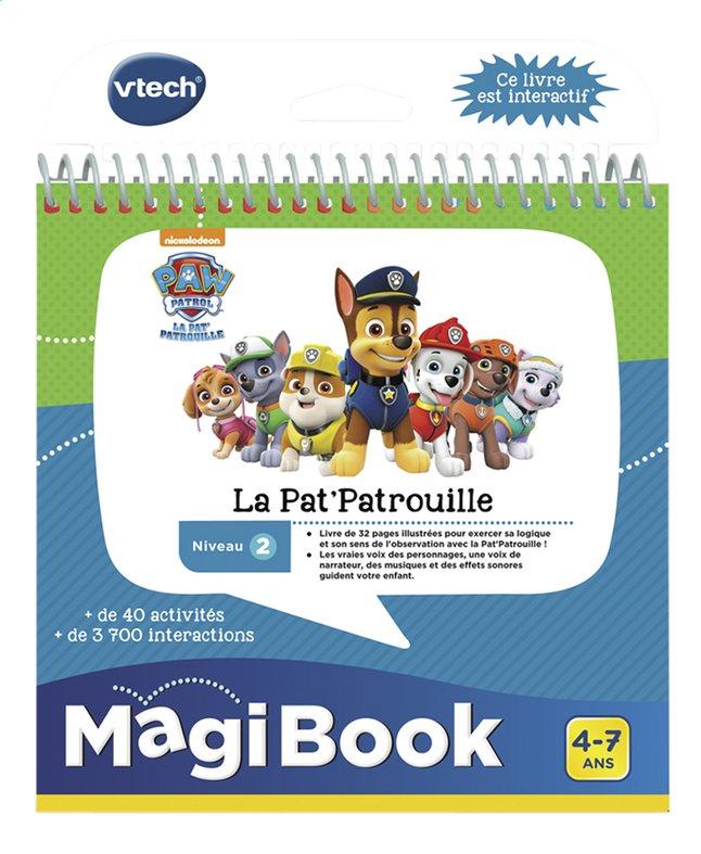 VTech MagiBook livre éducatif - Niveau 2 - La Pat' Patrouille