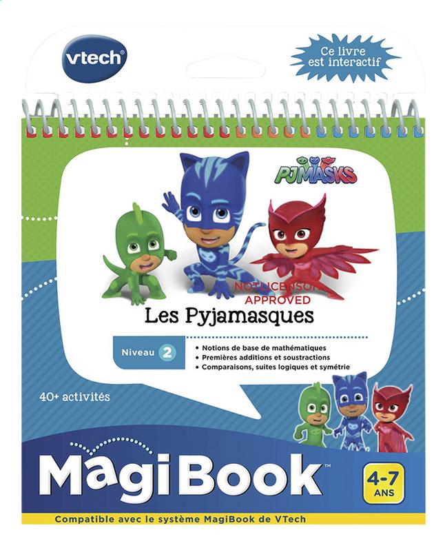 VTech MagiBook livre éducatif - Niveau 2 - Les Pyjamasques