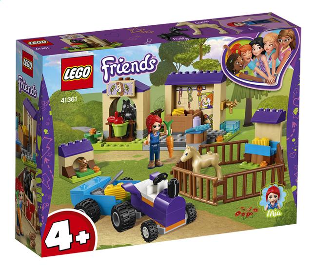 Afbeelding van LEGO Friends 41361 Mia's veulenstal from ColliShop