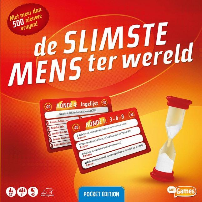 Afbeelding van De Slimste Mens ter Wereld - Pocket Edition from ColliShop