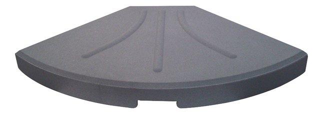 Image pour Élément de lestage en béton pour parasol suspendu à partir de ColliShop