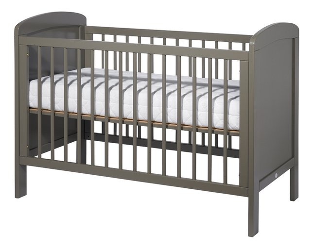 Afbeelding van Pericles Babybed Sophie taupe from ColliShop